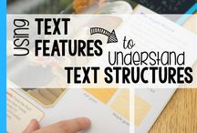 Text features and Structures / by Beth Madsen