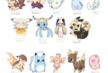 Pokemon variants