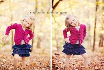 Baby girl dresses and photography