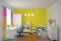 GUFI - kolekcja mebli dla dzieci / Kolorowe, radosne i mądre sówki uczynią z pokoju Państwa Dziecka prawdziwy, wielobarwny ogród. To nasze zaproszenie do bajkowego świata.