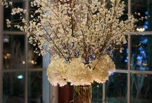 Wedding Table Centerpieces / Enhance your guest tables with these spectacular centerpieces at your wedding reception.