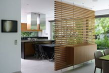 Drevené steny
