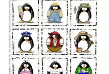 penguin / by Jan Lammers