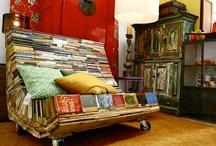 Me, myself and my bookshelf  / Book stories.