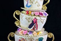 Alice in Wonderland Themed Party Ideas / by Melissa Landrum