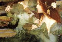 Nymphs and Mermaids