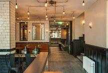 Hospitality / Cafe restaurants