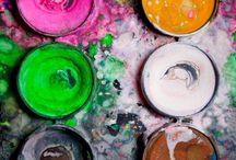 I colori nell'Arte
