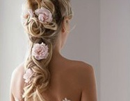 Let down your Hair  ✂  ✂  ✂ / Hair, our hair is very important to us and we spend a lot of time, effort and money on making it look wonderful. Here are some ideas, tips and tricks to making one's hair look amazing!! Enjoy. / by Susy Lopez ♥♡♥♡♥
