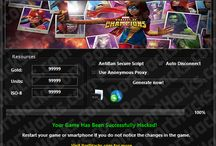 Hacks and Cheats / Here you can find new hack and chetas for mobile games