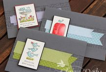 SU 2012-2013 Annual Catalog / Stampin' Up cards and projects from the Annual Catalog 2012-2013