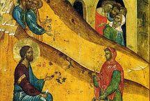 convorbirea cu femeia din Samaria