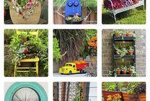 Сад-огород, garden