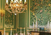 Dining Room Desires / by Melanie Duncan