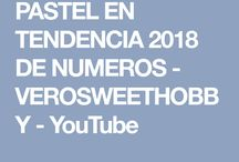 Pastel tendencia 2018