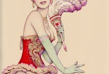 Illustrations / by CriCrilla M