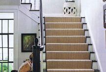 Stairs & Halls
