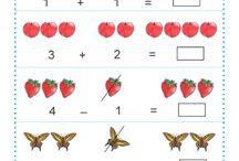 fişe matematică