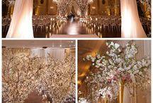 Wedding party decorations idea