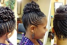 Her do! / Beautiful Braided hairstyles