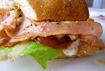 Favorite Recipes ~ Sandwiches / by Christina Jesperson