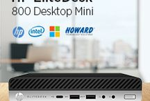 HP EliteDesk 800 Desktop Mini