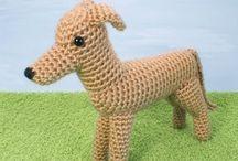 galgo crochet