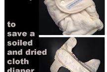 Cloth Diapers for a greener world / by Rachel Kosnik
