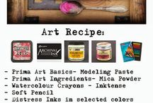 Art recipe