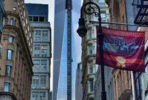 New York City / by Bill Fornaro