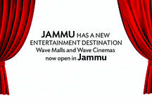 Wave Mall / Wave Malls take your #entertainment experience a notch higher with all the world class #brands under one roof.   Experience high class #infrastructure and #technology at Wave Malls.
