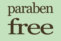 Paraben Free / by Kayla Parker