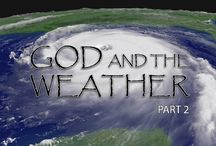 God & the Weather