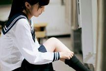 Japan Schoolgirl Style