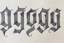 18 calligraphy