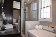 Bathroom Renovation ideas / by Heather Carroll