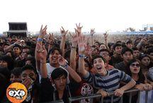 Exa presente en el Corona Music Fest  / ¡Ponte mucho más música, ponte exa!