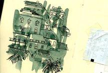 Ilustração / by Mariana Accardo