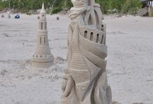 Grand Beach,MB.....When I was a kid I loved the sand sculpture competition