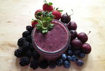 Juicing / smoothies / recipes for the Juicer ~ Breville, Nutribullet and Vitamixer :) ! / by Monte