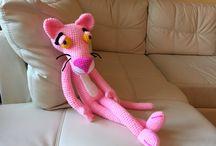 ροζ πανθηρας