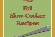 Slow cooker / by Nancy Firth