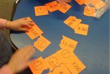 Classroom Teaching Activities