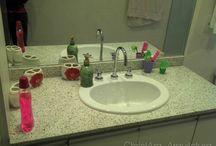 Projetos de Banheiros / Banheiro residencial