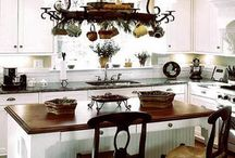 Kitchen Ideas / Create the heart of your home.
