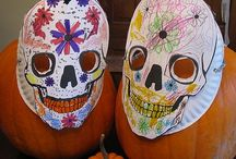 Dia de Los Muertos...November / by Carla M.