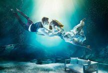 Unique Underwater Sets