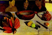 Gauguin/Pont Aven School