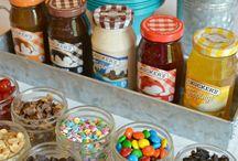Brony dessert table