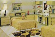 1960s Bedroom